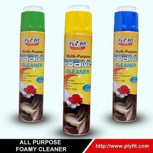 China Multi Purpose Foam Car Care Products Dashboard Cleaner Spray Non - Abrasive wholesale
