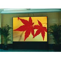 China P2 Indoor Full Color LED Display With Meanwell Power Supply , 250000/Sqm Density on sale