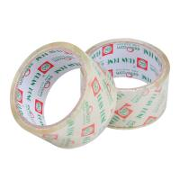 China Sensitive BOPP Packing Tape Strong Adhesive Single Sided Sticky wholesale