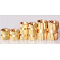 Wholesale Brass Insert Nut for Set Top Box,brass Nut,knurled copper nut from china suppliers