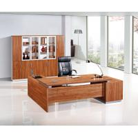 China MDF Office Desk Wooden Furniture Melamine Office Furniture Executive Table Simple Design wholesale