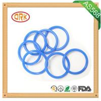 Wholesale Blue NBR O Ring Rubber Seal Oil Resistance For Machinary With RoHs Report from china suppliers