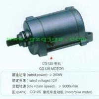 Wholesale CG Series Start motor CG-099 from china suppliers
