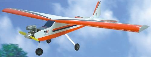 Quality Glide model planeTRAINER 60 for sale