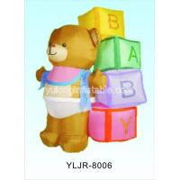 Wholesale Birthday inflatables YLJR-8006 from china suppliers