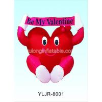 Wholesale Valentine inflatables YLJR-8001 from china suppliers
