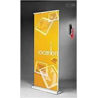 Wholesale New Scrolling Roll Screen Stand from china suppliers