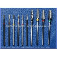 Wholesale dental carbide burr from china suppliers