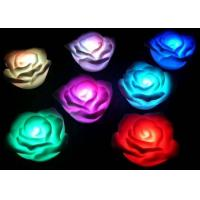 Multicolor Flashing Rose, Valentines Gifts, Holiday Gift