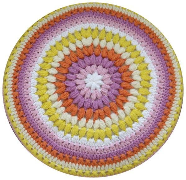 CUSHION ROUND CUSHION:KNITTED of item 31061138