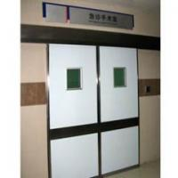 China double door leaf hospital door on sale