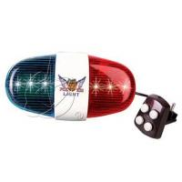 Buy cheap Bicycle horn&light XC-325 from wholesalers