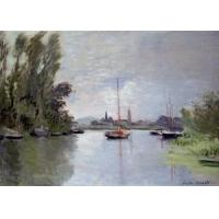 Impressionist(3830) Argenteuil,_Seen_from_the_Small_Arm_of_the_Seine_1