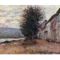 China Impressionist(3830) The_Banks_of_the_Seine wholesale