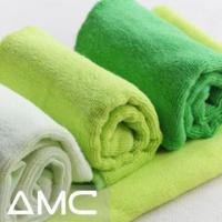 China Bamboo fibre towel wholesale