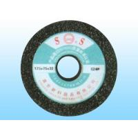Buy cheap Black Silicon Carbide (C) Grinding Wheels from wholesalers