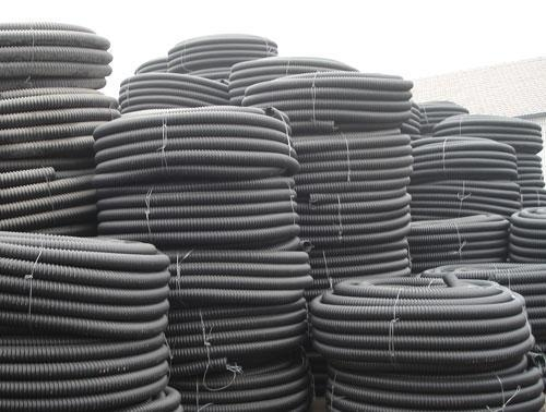 Quality Water supply and drainage pipe-HDPE or CPRP Carbon Spiral Pipes for sale