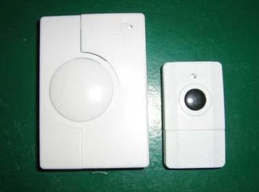 Quality Mechanical Door Bell Description[PB-D0303(W)] for sale