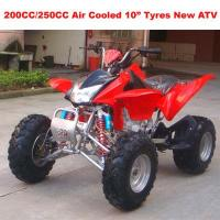 China 125-250CC ATV(CE&EEC) 200CC/250CC Air Cooled 10 Inch Tyres New ATV wholesale