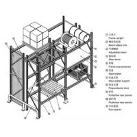 Section Series of Racking Component