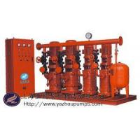 China domestic water supply, fire complete set of equipment constant pressure wholesale