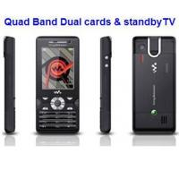 China TV Mobile Phone MP-390(Q55)QuadbandGSMTVPhone wholesale