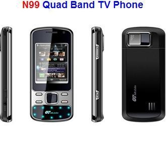 "Quality TV Mobile Phone TV-N992.6""QuadbandTVPhone for sale"