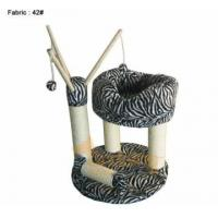 China Cat Scratcher Cat Tree CT215 wholesale