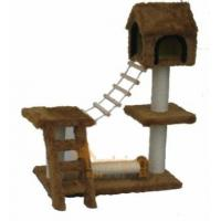 China Cat Scratcher Cat tree CT207 wholesale