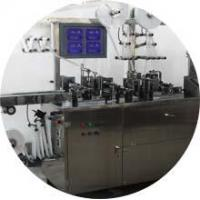 Quality Alcohol pad machine ZMJ-WQF Medical antiseptic wet wipes packaging machine for sale