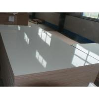 China HPL PLYWOOD HPL PLYWOOD>>WhiteGlossy wholesale