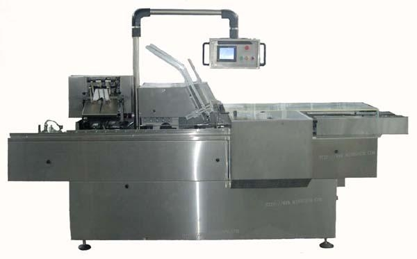 Quality Medical Packing Machinery Company Products >> Medical Packing Machinery >>DZH-120 Model multi-function Automatic Boxing Machine (horizontal) for sale