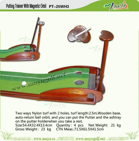 Quality Practice Goods Putting Trainer for sale