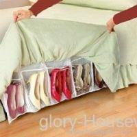China As seen on tv items shoes organizing bed skirt wholesale