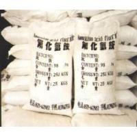 China Ammonium bifluoride on sale