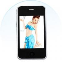 China Mobile Phone W009 with WIFI JAVA mobile phone and 3.2 inch touch screen wholesale