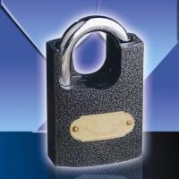 Wholesale Spray Paint Padlock BLS... Plastic Paint Half-inwrapped Padlock from china suppliers