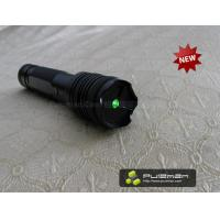 China Green Laser Pointer F4-3FlashingandAdjustableFocusGreenLaserFla… F4-3 Flashing and Adjustable Focus Green Laser Flashlight 50mW~200mW wholesale