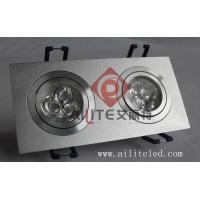 6W SQUARE DOWN LIGHT