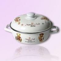 casserole with double handle TK405