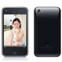 China V818 Quad band Dual sim WiFi JAVA COMPASS TV mobile phone with Touch Screen wholesale