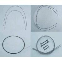 Wholesale Dental Orthodontic Arch Wires, Open & Closed Springs from china suppliers