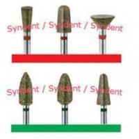 Wholesale Sintered Diamond Burs for Lab Carbide Burs and Dental Burs from china suppliers