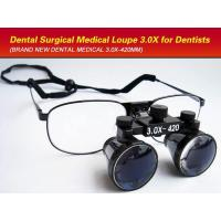 China Dental Surgical Medical Loupe Loupes 2.5X/3.0X for Dentists wholesale