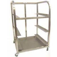 Trolleys Glass Tray Trolley