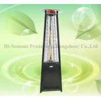 China Item: Triangle Flame Heater/ Remote Control Outdoor Heater/ Triangle Gas Heater wholesale