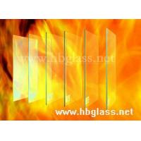 China Products:Single-layer Fire Resistant Glass(BS476 Part22:1987) wholesale