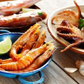 Quality Delicious Nutritious Seafood for sale