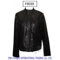 Buy cheap Man's Lambskin Jacket from wholesalers