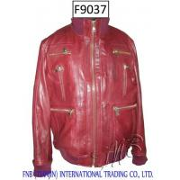 China Man's Lambskin Jacket wholesale